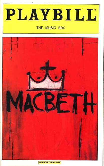 Macbeth (15 Jun 2000) Kelsey Grammer, Michael Gross, Stephen Markle The Music Box