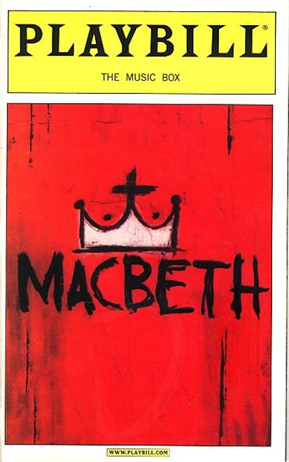 Macbeth (15 Jun 2000) Kelsey Grammer, Michael Gross, Stephen Markle The Music Box