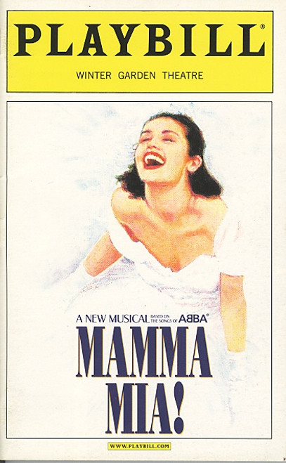Mamma Mia ! (Oct 2001) Louise Pitre, David W Keeley, Tina Maddigan, Joe Machota Wintergarden Theatre