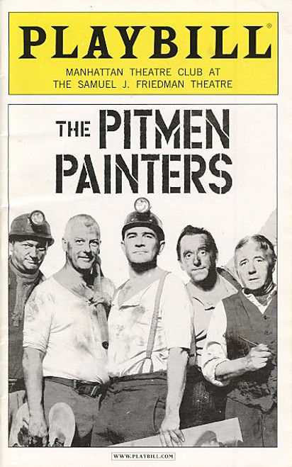 The Pitmen Painters (Sept 2010) Christopher Connel - Samuel J Friedman Theatre