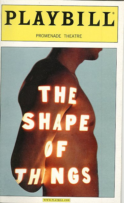 The Shape of Things to Come (Sept 2001) Paul Rudd - Promenade Theatre