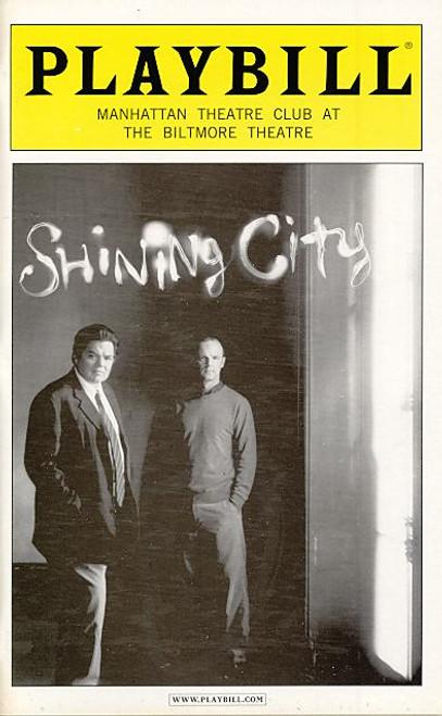 Shining City (Apr 2006) Oliver Platt, Brian F O'Byrne, Martha Plimpton Biltmore Theatre