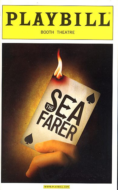 The Sea Farer (Dec 2007) Ciaran Hinds, Conleth Hill, Sean Mahon Booth Theatre