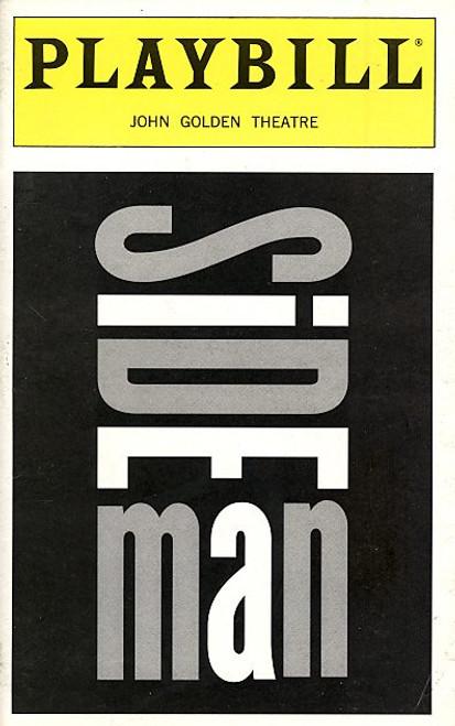 Side Man (8 Nov 1998) Kevin Geer, Christian Slater John Golden Theatre