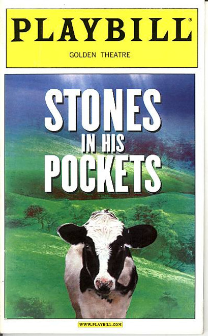 Stones in His Pockets (Apr 2001) Sean Campion - Golden Theatre