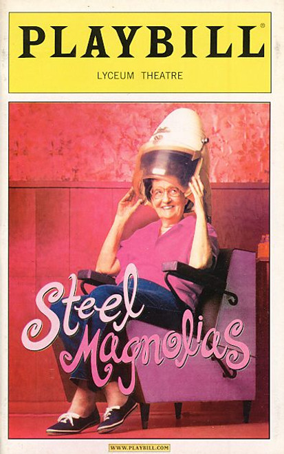 Steel Magnolias (Mar 2005) Delta Burke, Christine Ebersole, Rebecca Gayheart Lyceum Theatre
