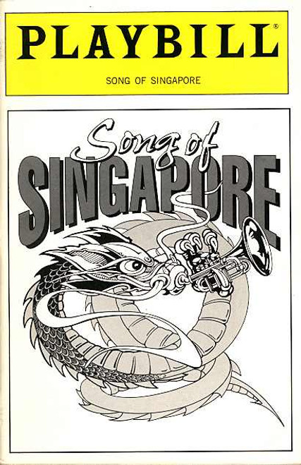 Song of Singapore (Dec 1991) Cathy Foy, Erik Frandsen, Michael Garin, Robert Hipkens