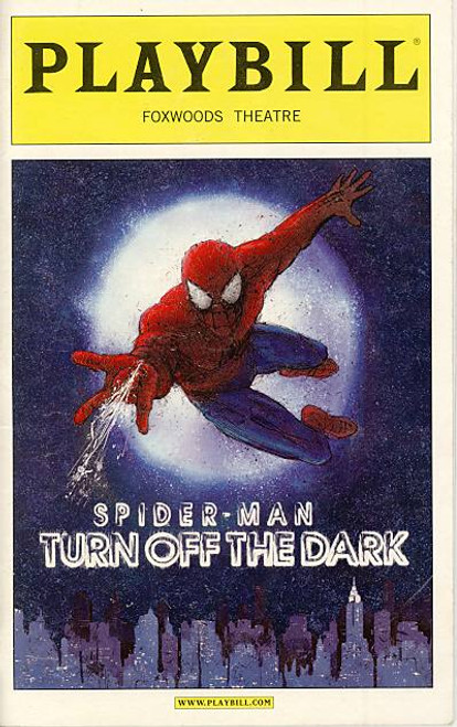 Spider-Man Turn off the Dark MK 1