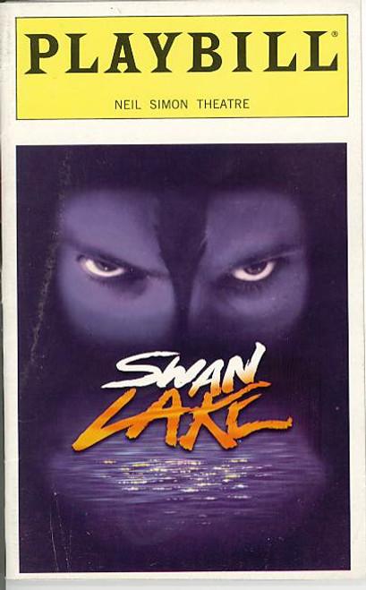 Swan Lake by Matthew Bourne (Oct 1998) Will Kemp, Scott Ambler, Isabel Mortimer Neil Simon Theatre