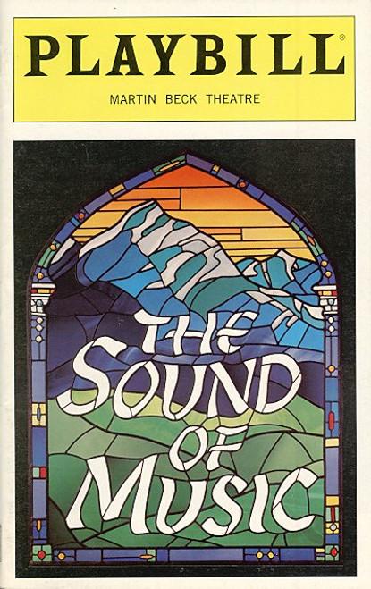 The Sound of Music (Feb 1998) Rebecca Luker - Martin Beck Theatre