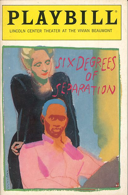 Six Degrees of Separation (Play)   Stockard Channing, Courtney B Vance Lincoln Center Theatre