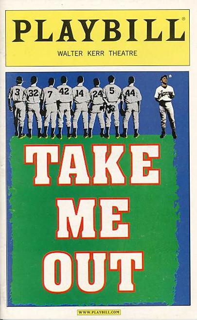 Take Me Out (Play)   Daniel Sunjata, Denis O'Hare, Neal Huff Walter Kerr Theatre