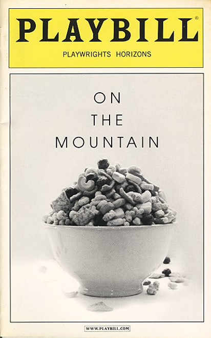 On The Mountain (Play) Ebon Moss-Bachrach, Alison Pill Playwrights Horizons