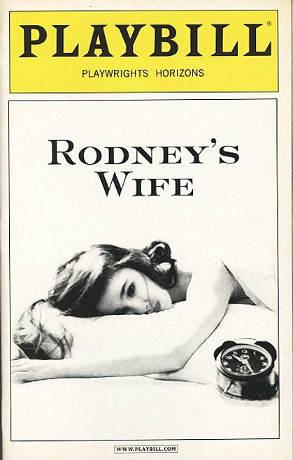 Rodney's Wife (Play) Jessica Chastain, Haviland Morris, Jesse Pennington Playwrights Horizons