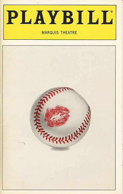 Damn Yankees (May 1994), Bebe Neuwirth,Victor Garber, Dennis Kelly, Gregory Jbara  - Marquis Theatre