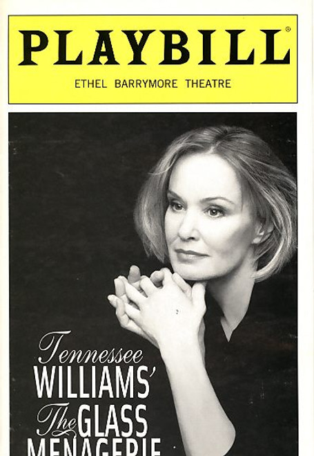 The Glass Menagerie (Feb 2005) Jessica Lange, Dallas Roberts, Sarah Paulson, Josh Lucas Ethel Barrymore Theatre