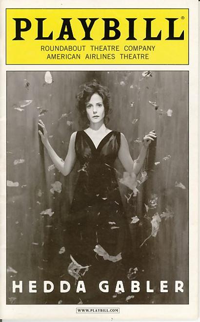 Hedda Gabler (Jan 2009) Mary-Louise Parker - Michael Cerveris American Airlines Theatre