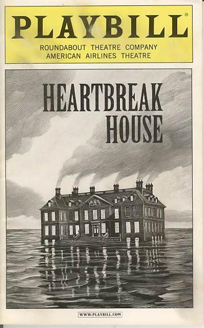 Heartbreak House (11 Oct 2006) Philip Bosco - American Airlines Theatre