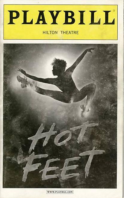 Hot Feet (May 2006) Keith David, Ann Duquesnay, Allen Hidalgo, Wynonna Smith Hilton Theatre