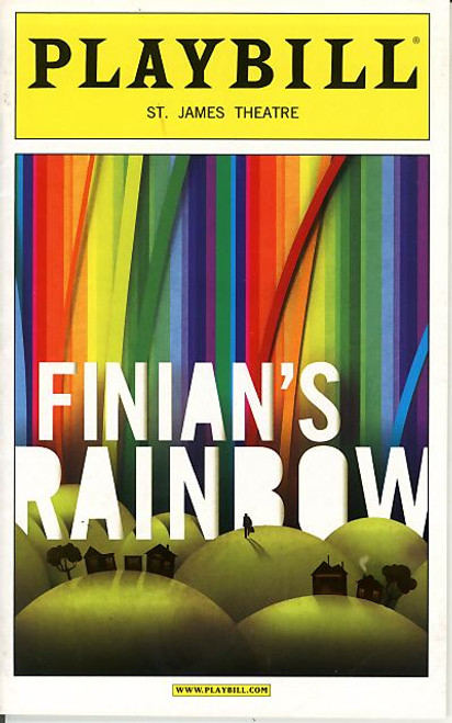 Finian's Rainbow (Dec 2009) Jim Norton, Kate Baldwin, Cheyenne Jackson St James Theatre