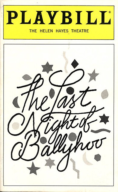 The Last Night of Ballyhoo (Jun 1997) Jessica Hecht, Celia Weston - Helen Hayes Theatre