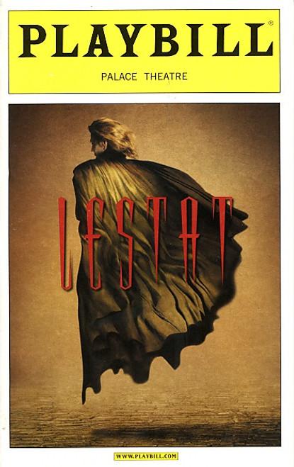 Lestat ( April 2006 Musical) Hugh Panaro, Carolee Carmello Palace Theatre