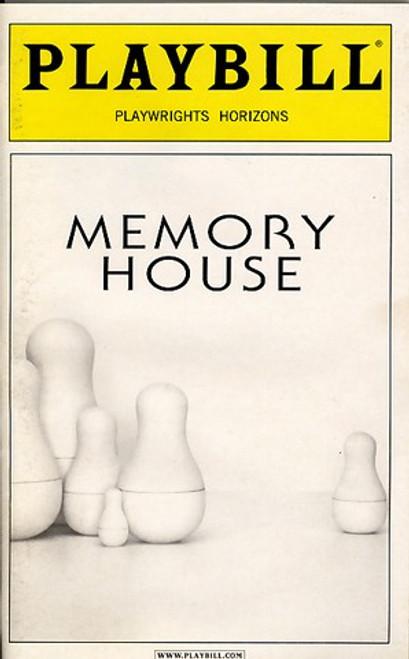 Memory House by Kathleen Tolan (Apr 2005 Play) Dianne Wiest, Natalia Zvereva -  Playwrights Horizons