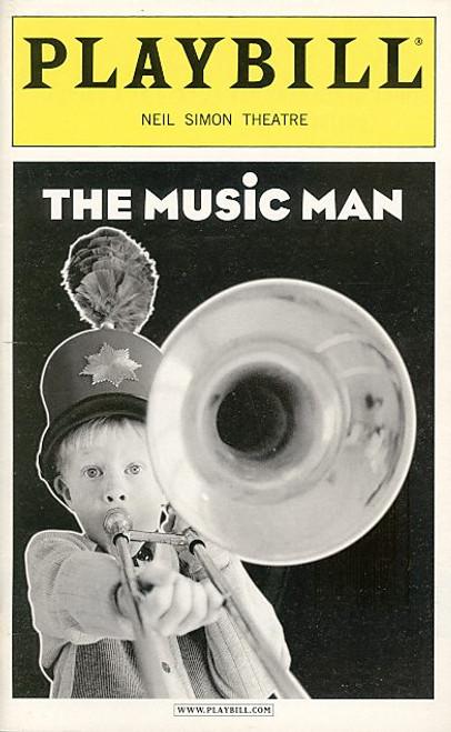 The Music Man (Jun 2001) Eric McCormack, Rebecca Luker, Joel Blum, Kenneth Kimmins Neil Simon Theatre
