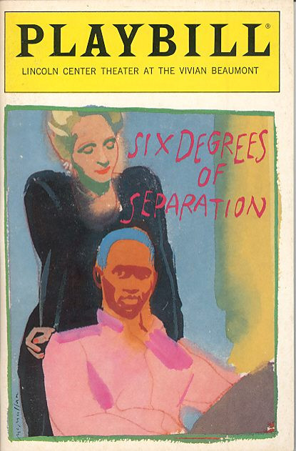 Six Degrees Of Separation Play Stockard Channing Courtney B Vance Lincoln Center Theatre