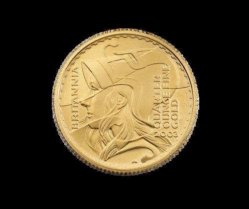 1/4oz UK Gold Britannia