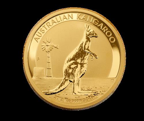 1oz Australia Gold Kangaroo