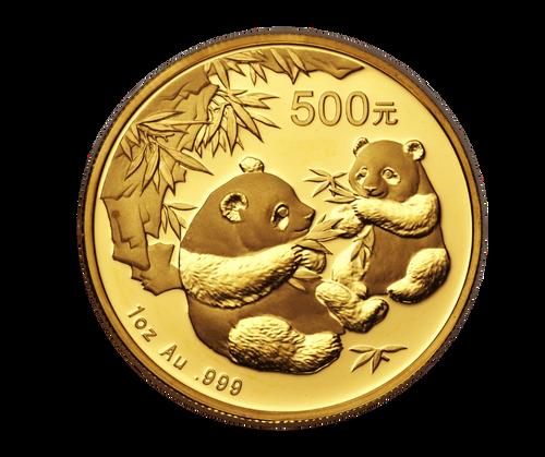1oz China Gold Panda