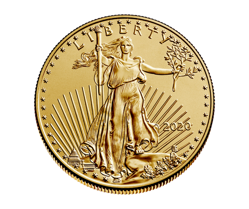 1oz America Gold Eagle