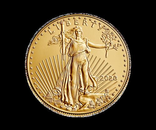 1/10oz America Gold Eagle