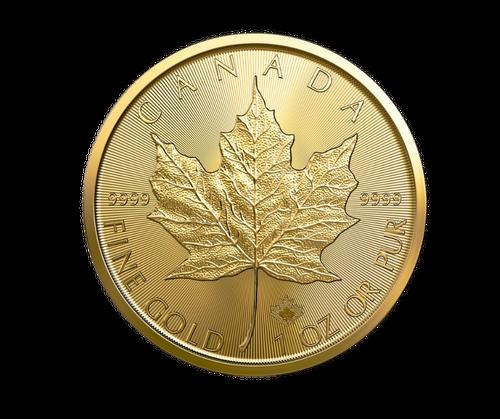 1oz Maple Leaf Gold Coin (2020)