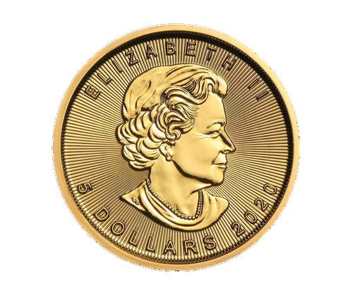 1/10oz Maple Leaf Gold Coin