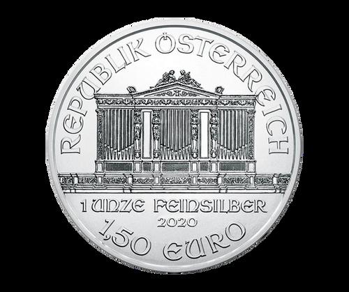 1 oz Vienna Philharmonic Silver Coin