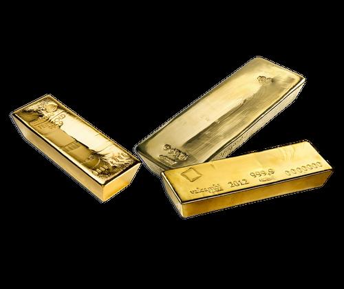 400oz ounce Gold Market Bar