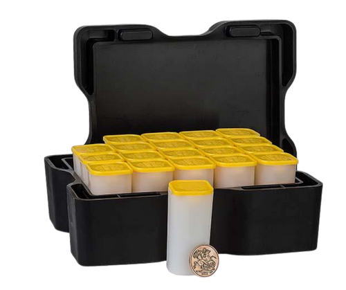 2020 Gold Sovereign - Monster Box of 500 Coins