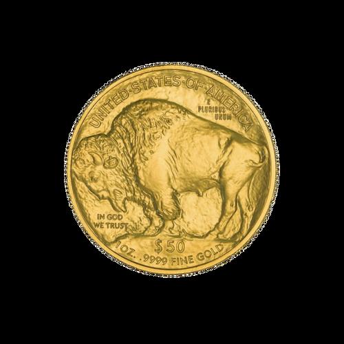 1oz American Gold Buffalo coin - 2020
