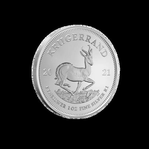 1 oz Krugerrand Silver Coin (2021)