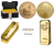 The bullion coins in this package is listed below:  x1 400 ounces (12.5kg) Gold Market Bar x500 Gold Sovereigns coins (with Monster Box included) x75 1 ounce Gold Kruggerand (with tube included) x75 1 ounce Gold Canadian Maple Leaf (with tube included) x1 1kg Umicore Gold Bullion Bar
