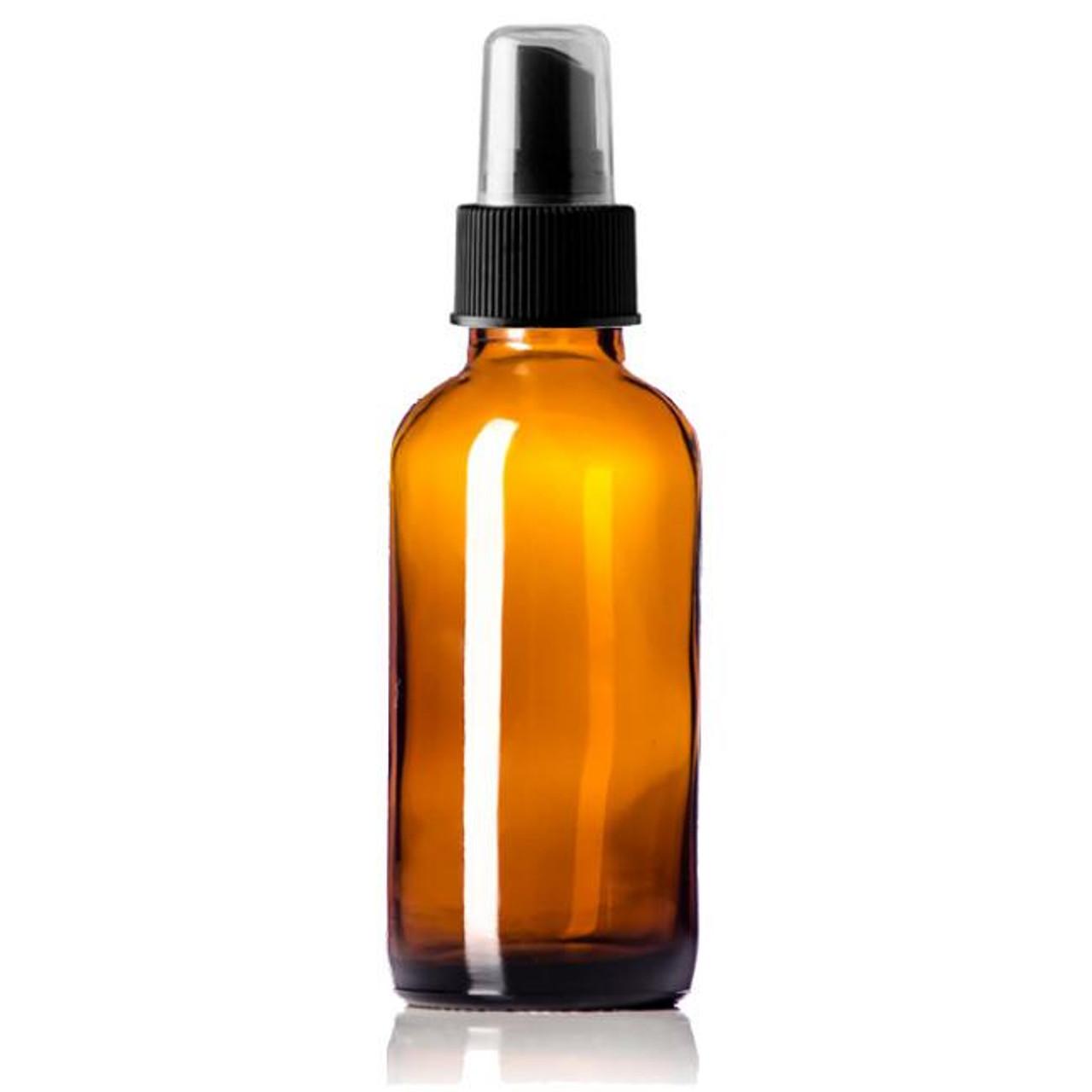 Image result for 2oz amber glass spray hand sanitizer