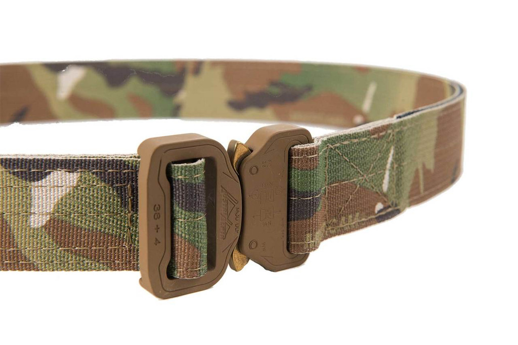 Cobra buckle in Coyote Brown Cerakote now an option
