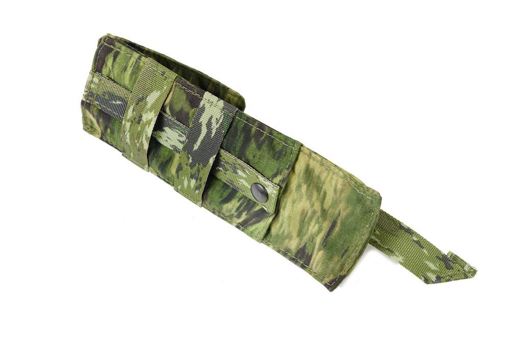 Rear MOLLE strap