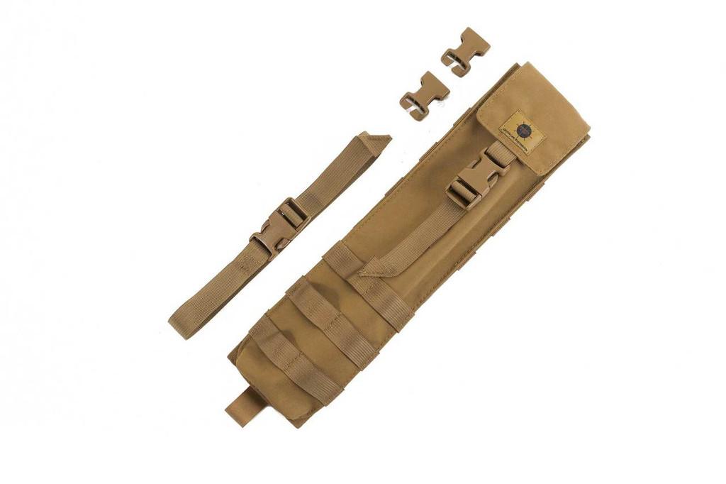 Removable leg strap