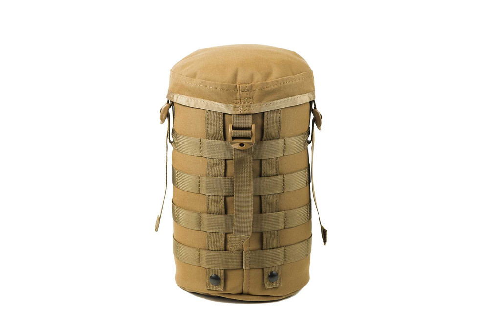Rear and MOLLE webbing