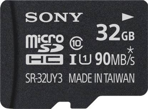 Sony 90MBPS Micro SDHC Card Class 10 ? 32GB