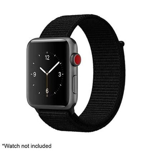 Stuffcool iWatch Nylon Strap Band For Apple Series 6/5/4/3/2/1 42-44mm