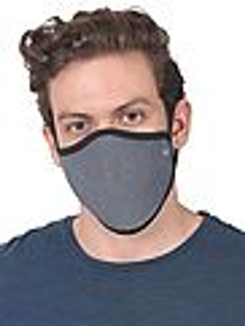 SUPERMASK W95 Plus Reusable Outdoor Respirator ? POINTEL GREY - PACK OF 3